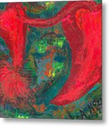 Have Hope In Your Heart Metal Print by Annette McElhiney
