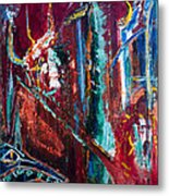 I Wish You Could See What I Can See Metal Print by Jonathan E Raddatz
