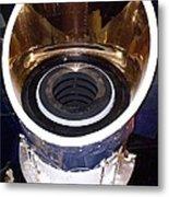 Iras Infrared Astronomy Satellite Metal Print by Mark Williamson