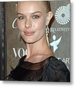 Kate Bosworth At Arrivals For The Art Metal Print by Everett