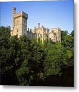 Lismore Castle, Co Waterford, Ireland Metal Print by The Irish Image Collection
