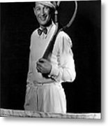Maurice Chevalier, Ca. Early 1930s Metal Print by Everett