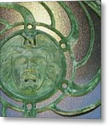 Medusa Metal Print by William Walker