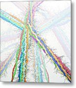 Molecular Collisions Metal Print by Eric Heller