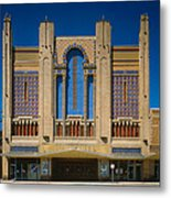 Movie Theaters, Missouri Theater Metal Print by Everett