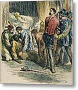 Othello, 19th Century Metal Print by Granger