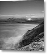 Peak District Sunrise Metal Print by Andy Astbury