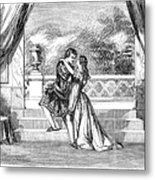 Romeo & Juliet Metal Print by Granger