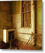 School House Metal Print by Rick Rauzi