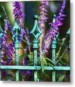 Secret Garden Metal Print by Brenda Bryant