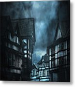 Storm Is Coming Metal Print by Svetlana Sewell
