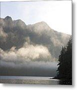 Sunrise In Haida Gwaii Metal Print by Taylor S. Kennedy
