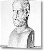 Theophrastus Metal Print by Granger