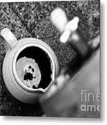 Wine Dripping Metal Print by Gaspar Avila