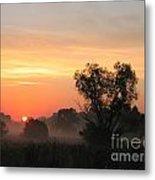 Sunset Metal Print by Odon Czintos