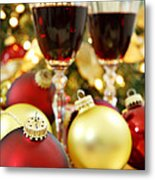 Christmas Metal Print by HD Connelly