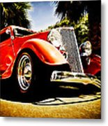 1930s Ford Tudor Metal Print by Phil 'motography' Clark