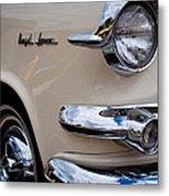 1955 Dodge Royal Lancer Sedan Metal Print by David Patterson