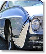 1963 Ford Thunderbird Limited Edition Landau Metal Print by Al Bourassa