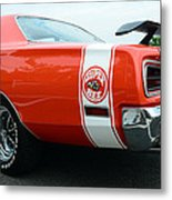 1970 Dodge Super Bee 2 Metal Print by Paul Ward