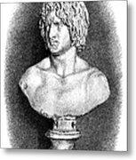 Arminius (c17 B.c.-21 A.d.) Metal Print by Granger