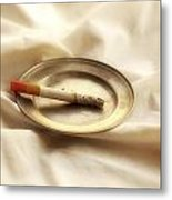 Cigarette Metal Print by Joana Kruse