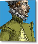 Felix Plater, Swiss Physician Metal Print by Science Source