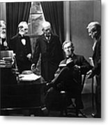 Film Still: Abraham Lincoln Metal Print by Granger