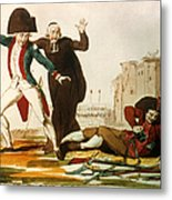 French Revolution, 1792 Metal Print by Granger