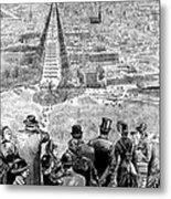 Garfield Inauguration, 1881 Metal Print by Granger