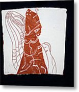 Guardian Angel Metal Print by Gloria Ssali