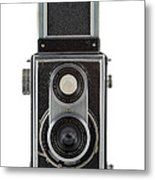 Old Camera Metal Print by Michal Boubin
