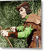The Adventures Of Robin Hood, Errol Metal Print by Everett
