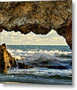 Two Rocks Wa Metal Print by Imagevixen Photography