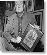 Ty Cobb (1886-1961) Metal Print by Granger