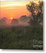 Sunset Metal Print by Odon Czintos