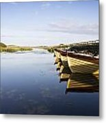 Dunfanaghy, County Donegal, Ireland Metal Print by Peter McCabe