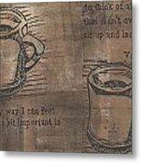 Java Metal Print by William Cauthern