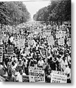 March On Washington. 1963 Metal Print by Granger