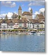 Rapperswil Metal Print by Joana Kruse