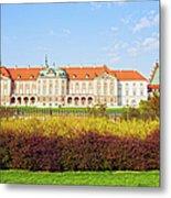 Royal Castle In Warsaw Metal Print by Artur Bogacki