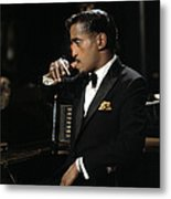 Sammy Davis Jr, 1960s Metal Print by Everett