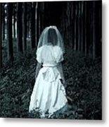 The Bride Metal Print by Joana Kruse