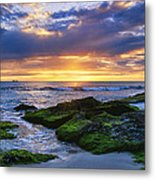 Burns Beach Metal Print by Imagevixen Photography