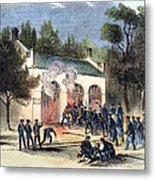 Harpers Ferry, 1859 Metal Print by Granger