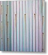 Metal Background Metal Print by Tom Gowanlock