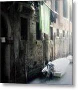 Venezia Metal Print by Joana Kruse