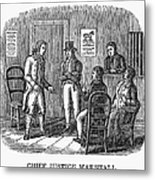 John Marshall (1755-1835) Metal Print by Granger
