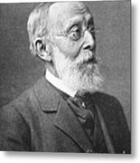 Rudolph Virchow, German Polymath Metal Print by Science Source