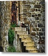 Abandon Hope Metal Print by Paul Ward